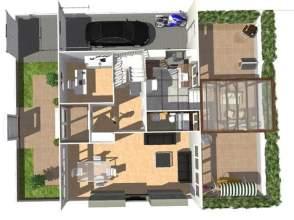 Casa adosada en venta en Getafe - Norte