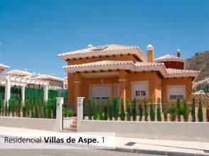 Las Villas de Aspe, Cra. CV-846 Km 4, dirección a La Romana, Aspe