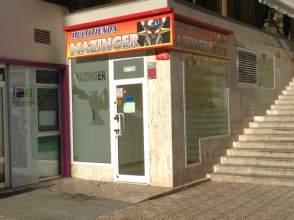 Local comercial en alquiler en Avenida Moctezuma