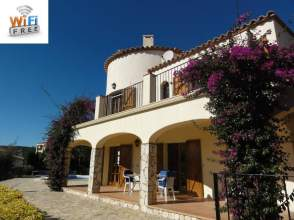 Casa en alquiler en Vizcondado de Cabanyes, Calonge por 1.850 € /sem