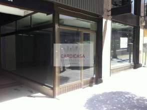 Local comercial en alquiler en calle Urzáiz