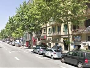 Piso en calle Comte Urgell