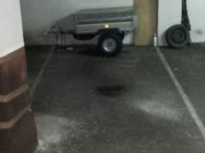 Garaje en calle Albeniz