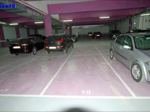 Garaje en calle La Lila, nº 14