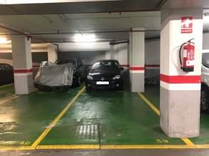 Garaje en calle de Aragón, Barcelona