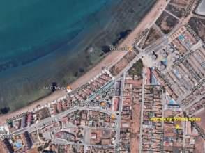 Terreno en Mar Menor de Cartagena  Playa Honda  Playa Paraiso