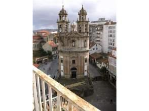 pisos con terraza en pontevedra capital