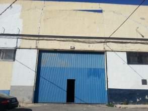 Nave industrial en Poligono El Tapiado