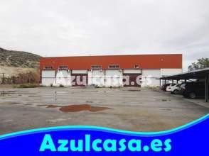 Nave industrial en Aguamarga