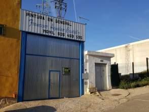 Nave industrial en calle Cincel, nº 7