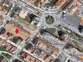 Terreno en calle de Valencia