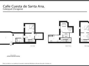 Casa unifamiliar en Calatayud