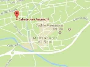Suelo Manzanares El Real Calle José Antonio 12