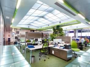 Edificios de alquiler en retiro madrid capital for Alquiler oficinas madrid capital