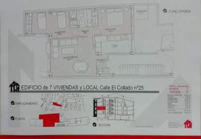 Apartament a calle del Collado, 25