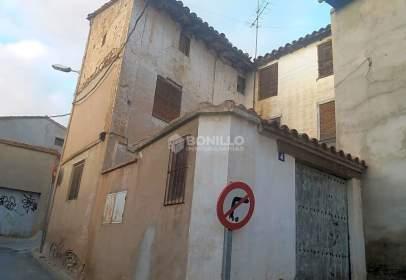 Finca rústica en calle de la Rueda