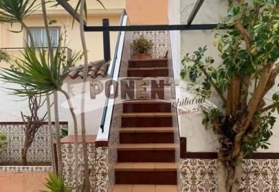Terraced house in Ses Figueretes-Platja d'en Bossa-Cas Serres