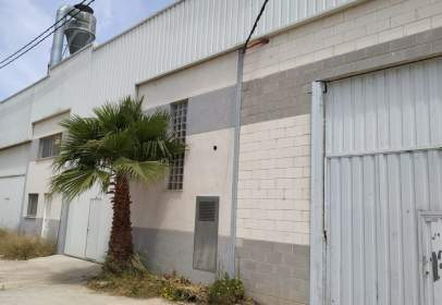 Nave industrial en Albal