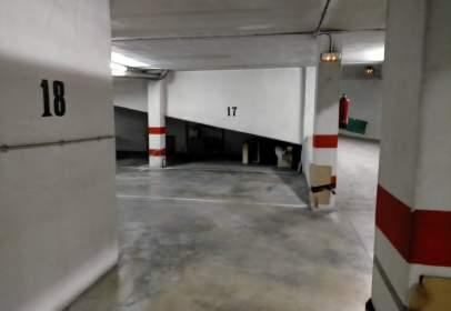 Garatge a Carrer Blas Valero, prop de Avinguda de la Llibertat