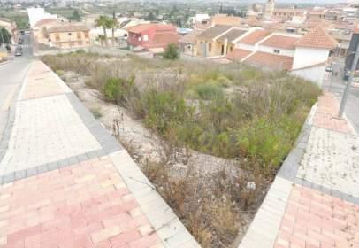 Terreno en Área de Molina de Segura