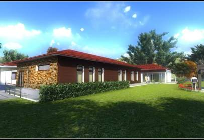 Building in Irixoa (S. Lourenzo)