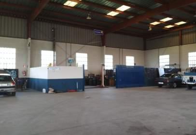 Industrial Warehouse in Villafranca del Bierzo
