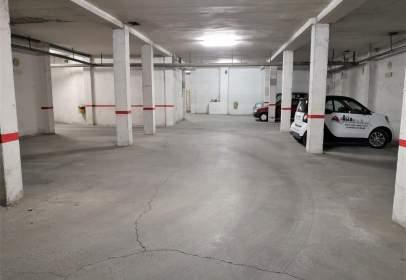 Garage in calle de Julio Burell, 48, near Calle de Viriato
