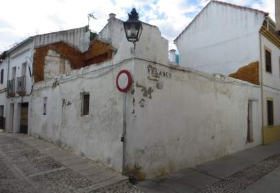 Terreno en calle Velasco, nº 1