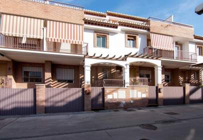 Terraced house in calle Romero
