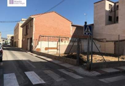 Terreno en calle Calvario