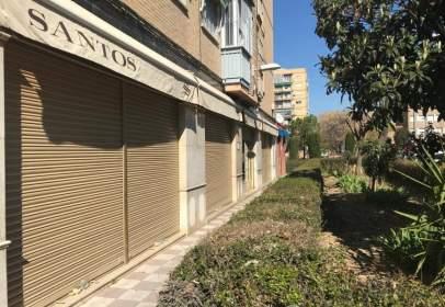Commercial space in calle Pdta Luis de Vicente, nº 6
