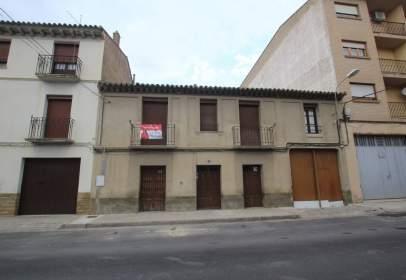 Casa en calle de Martín Blesa, nº 15