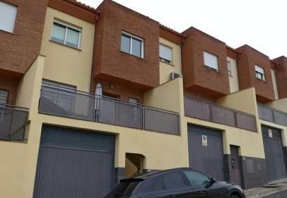 Casa adossada a calle García Lorca