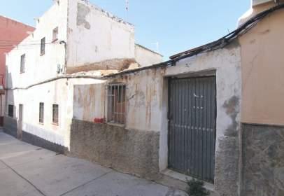 Terreno en calle de los Alquitranaderos, nº 35