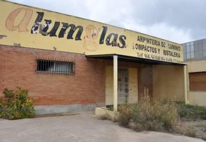 Nave industrial en calle Lo Tacón, nº 14