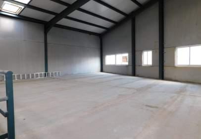 Industrial Warehouse in Zona de la Estación-Cruz Roja