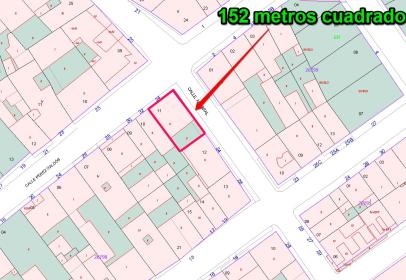 Land in calle Pérez Galdós