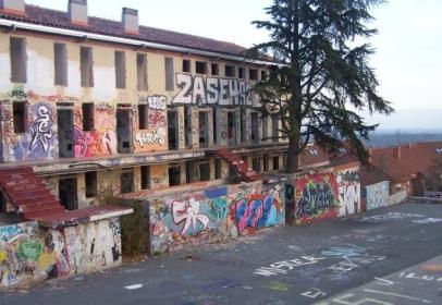Terreno en calle de Francisco Zurbarán, nº 17