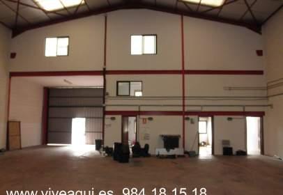 Nau industrial a Fozalguera (Pruvia-Llanera)