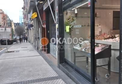 Local comercial en calle de la Virgen del Carmen, cerca de Calle de la Tejeria