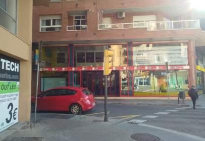 Local comercial a Lleida Capital - Instituts - Universitat