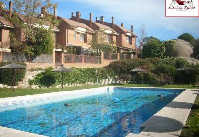 Terraced house in Torrelodones - los Robles