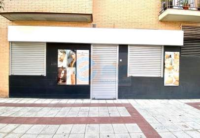 Commercial space in calle de Roma, nº 2