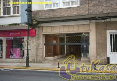 Local comercial en Avenida de Barrié de la Maza, nº 12
