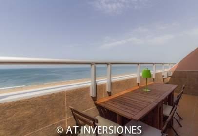 Ático en Cádiz Capital - Paseo Marítimo - Hotel Playa