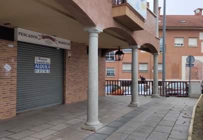 Local comercial en calle del General Asensio
