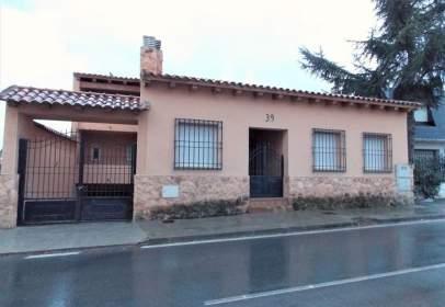Xalet a calle Don Manuel Martinez-Aedo, nº 39