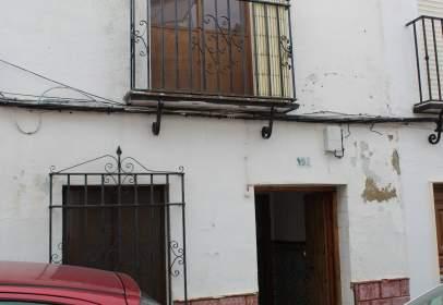 Casa a calle del Capitán Gualberto, nº 19