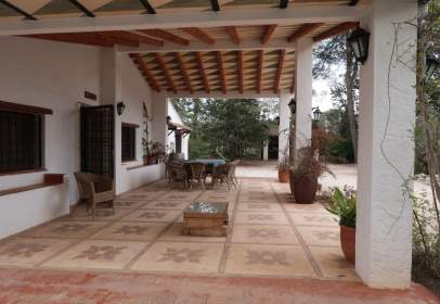 Casa rústica en Camino Paraje Sayton
