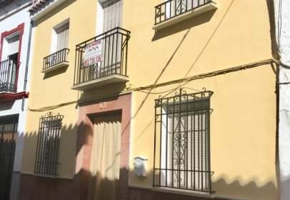 Xalet a calle de los Hornos, prop de Calle de San Pedro